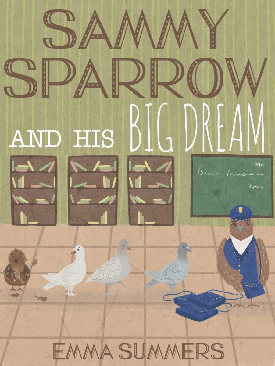 Sammy Sparrow and His Big Dream