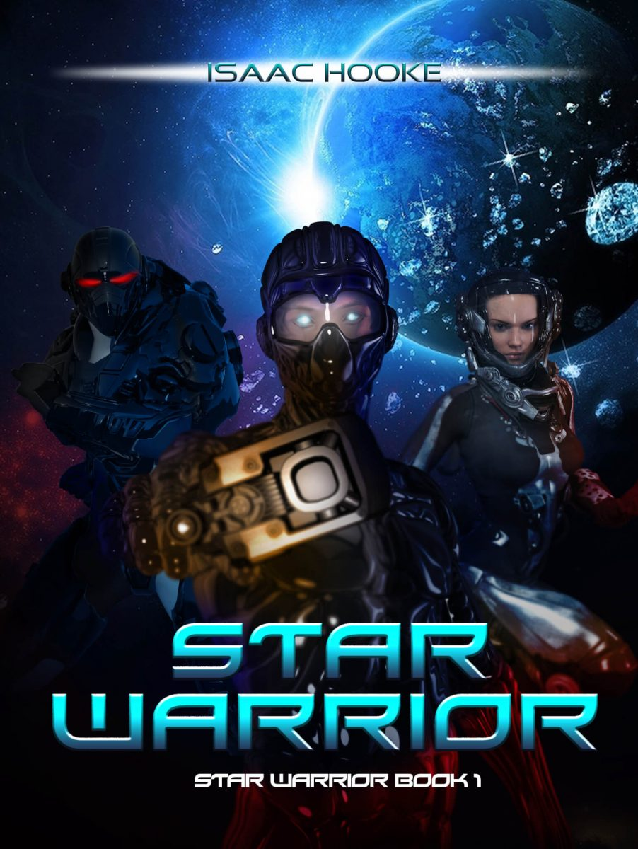 Star Warrior Book Cover 15