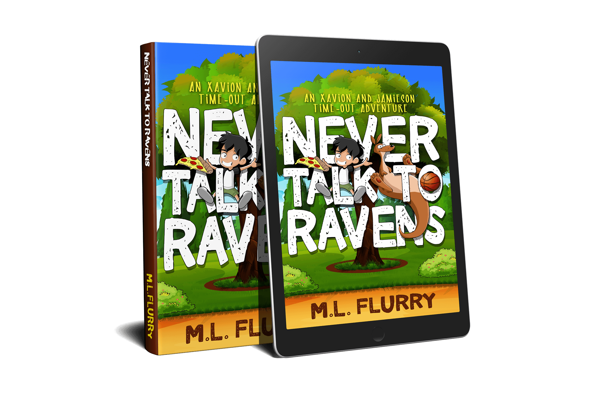 Never talk to Ravens 3d SMALL Site
