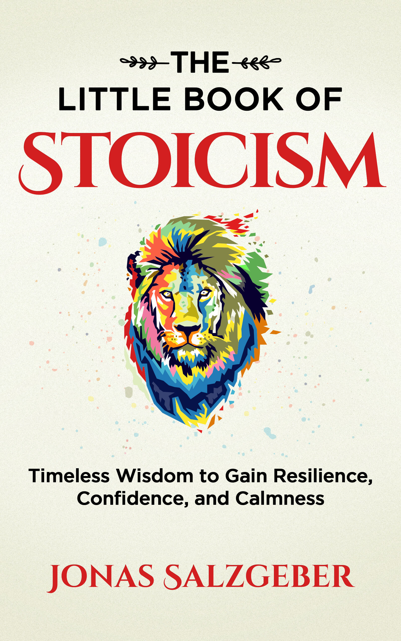 The Little Book of Stoicism SMALL