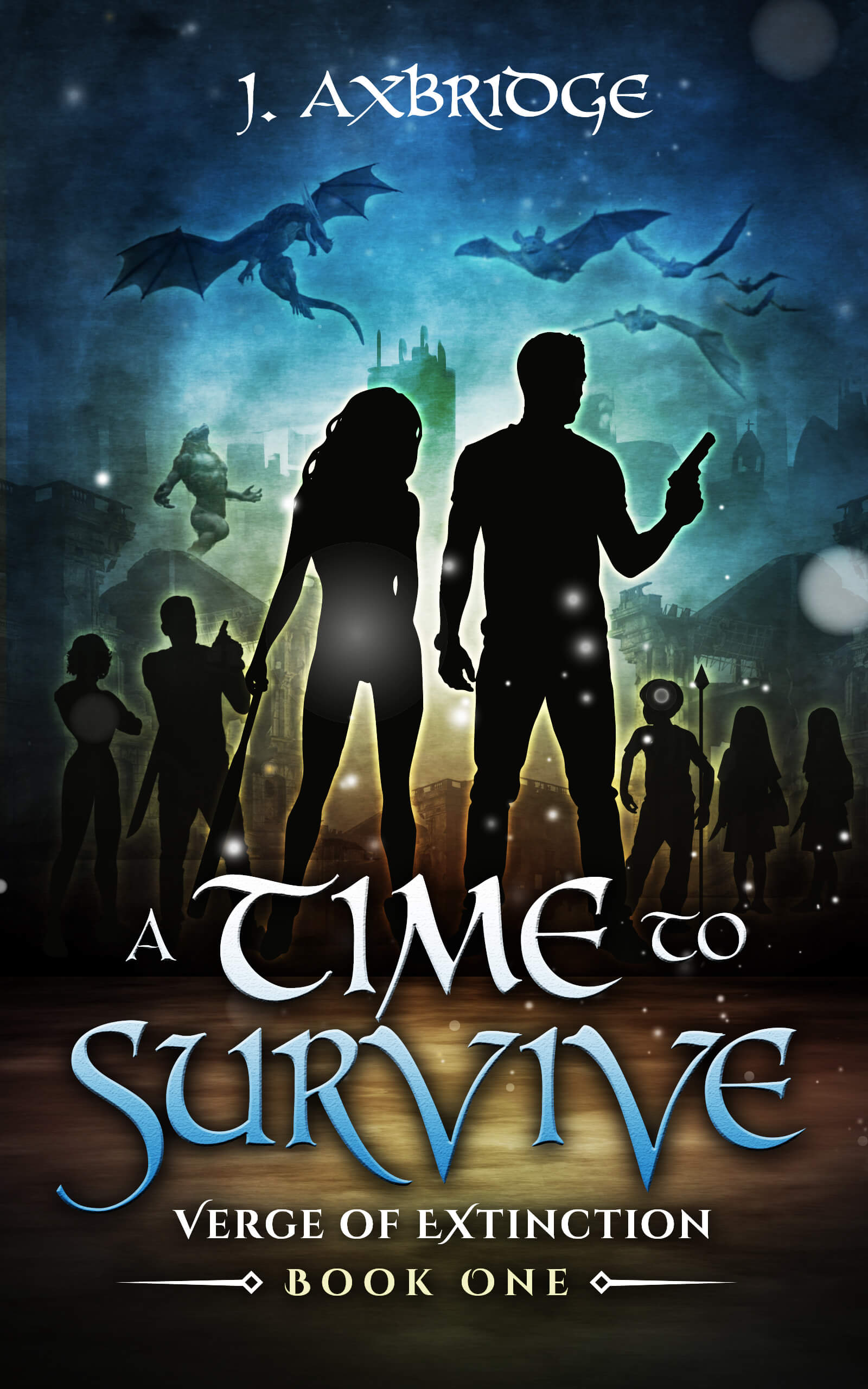 A Time To Survive 1ASMALL