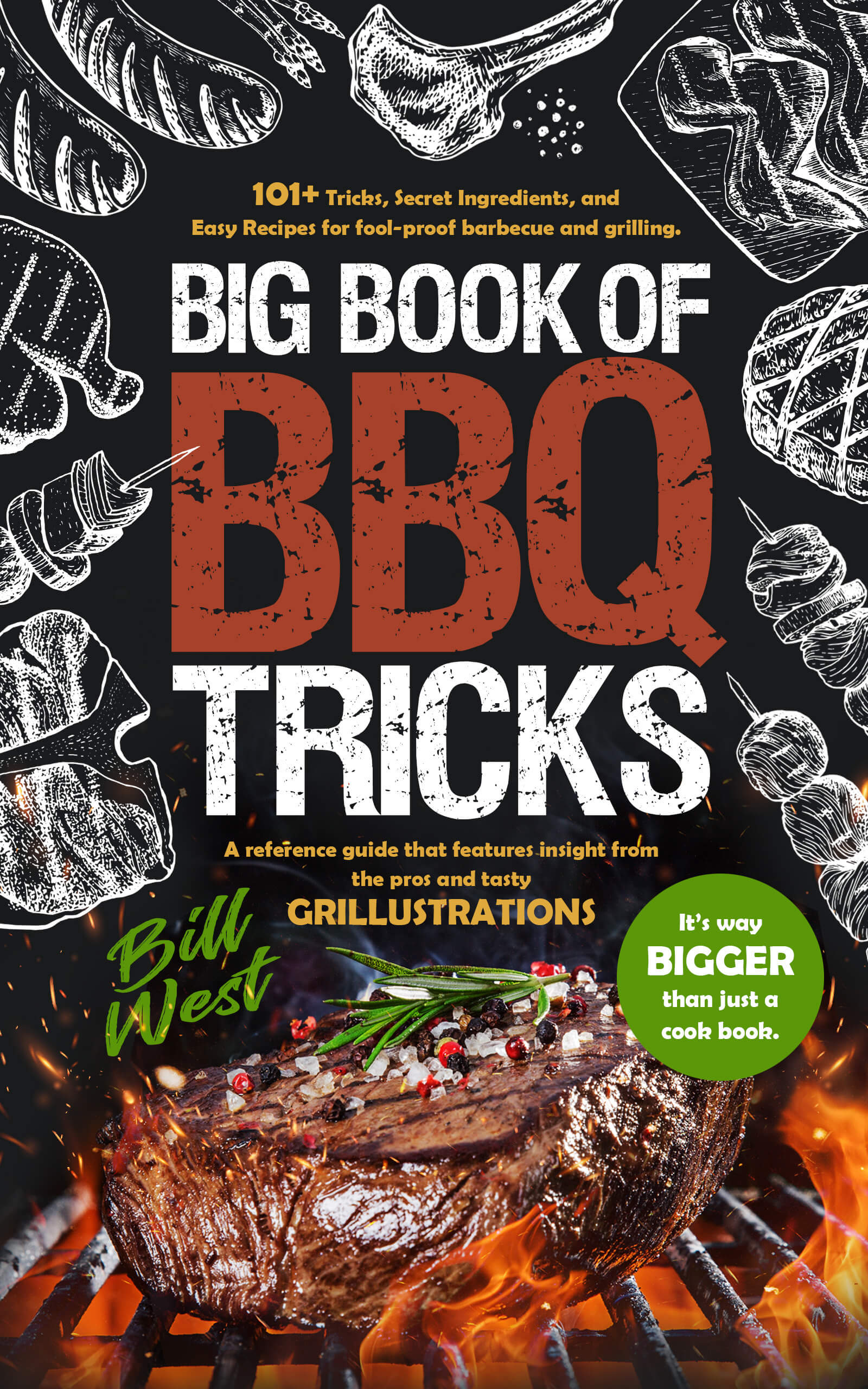 Big Book Of BBQ Tricks A small