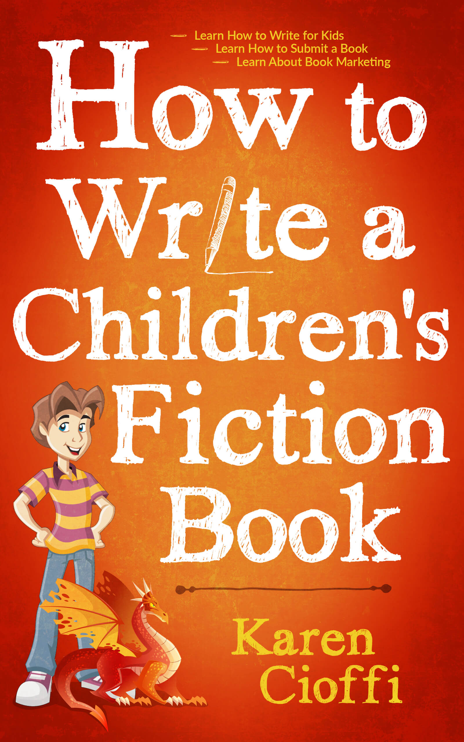 How to Write a Children's Fiction Book_bc3a SMALL