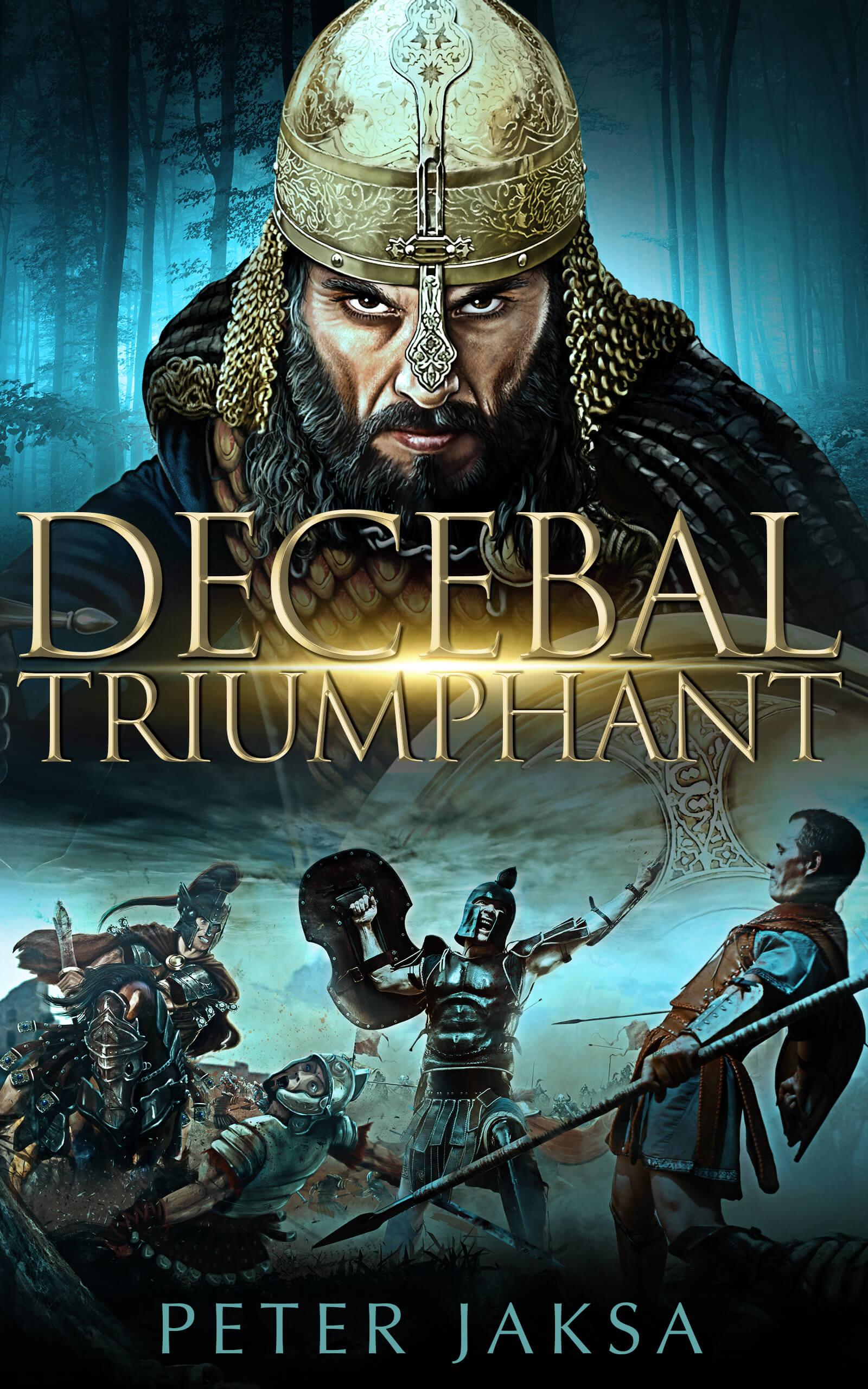 Decebal TriumphantSMALL