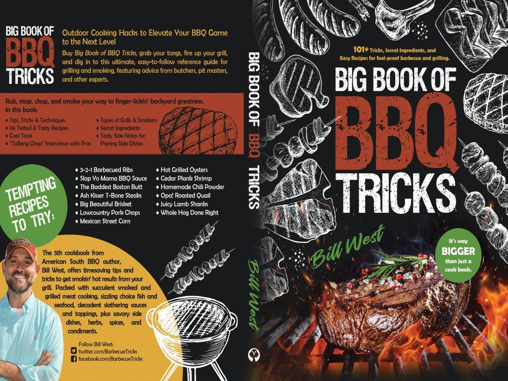 Big Book of BBQ Tricks paperback