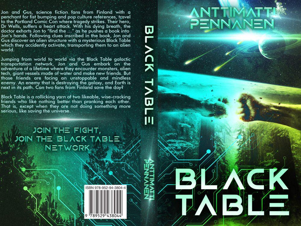 Black TableSMALL