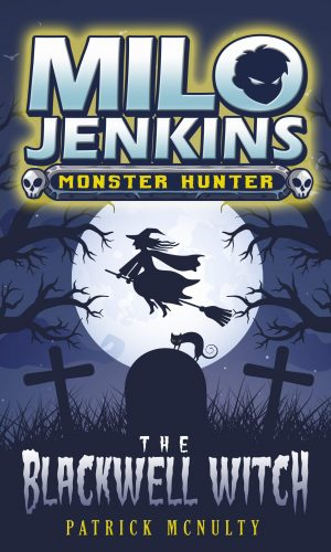 Milo Jenkins The Blackwell WitchSMALL