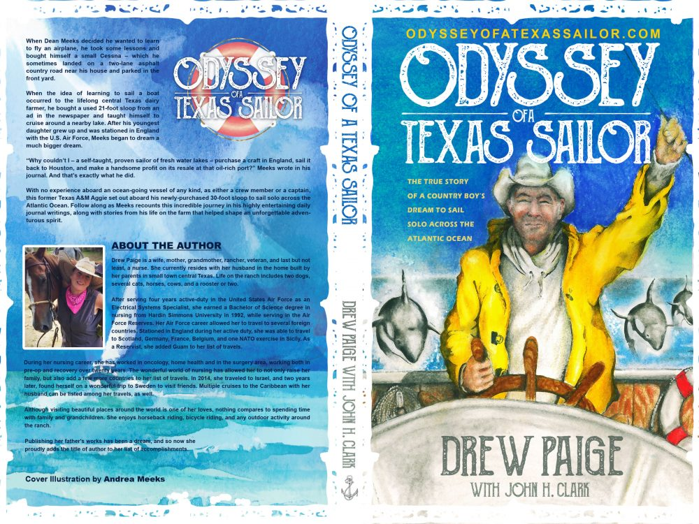 Odyssey of a Texas Sailor SMALL