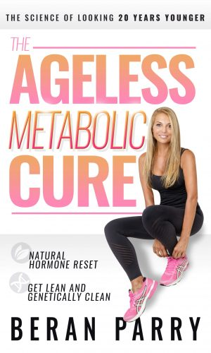 The Ageless Metabolic CureSMALL