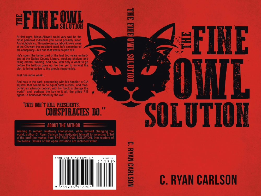 The Fine Owl Solution KDPsmall